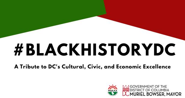 BlackHistoryDC – Black History Month 2020