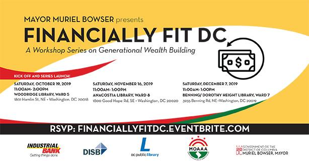 Financially Fit DC Workshop Series