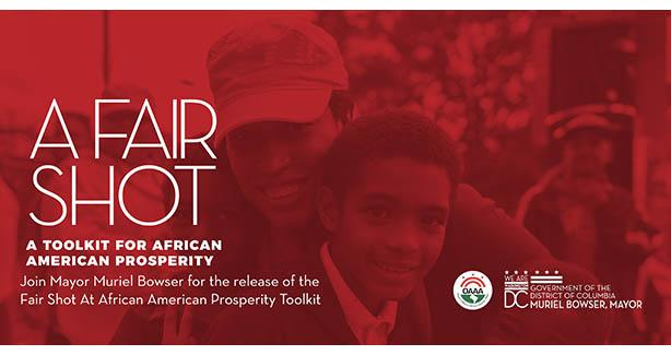 A Fair Shot : A Toolkit for African American Prosperity