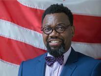 Photo of Reverend Thomas Bowen